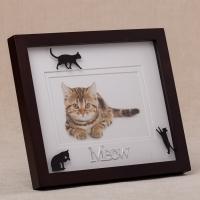 """Фоторамка """"Любимая кошка"""" (24*20 см)"""
