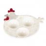 """Подставка для яиц """"Курочка"""" (3шт) (006AP)"""