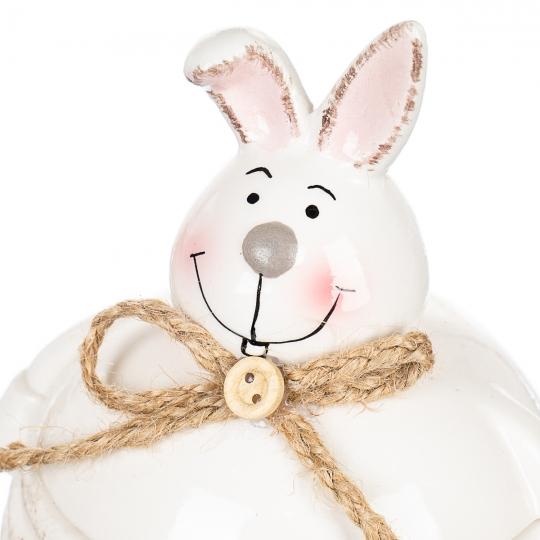 """Емкость для меда и сахара """"Пасхальный кролик"""" (200мл)"""