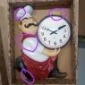 """Часы""""Веселый повар"""" (потертости на колпаке,царапины на стекле) (00BR-2003-031/1)"""