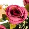 """Искусственные цветы """"Розы декор"""" микс (0636j)"""
