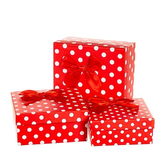 """Набор коробок """"Забава"""" *рандомный выбор (3шт) (260JH)"""