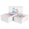"""Набор коробок """"Утонченные фламинго"""" (0654JA)"""