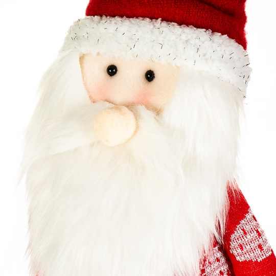 """Фигура (2 вида) """"Санта и олень"""" (040NC)"""