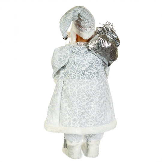 """Фигура """"Санта Клаус в пальто"""" (043NC)"""