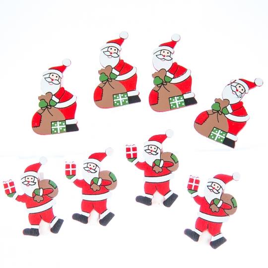"""Комплект елочных игрушек """"Подарки"""", 8 шт"""