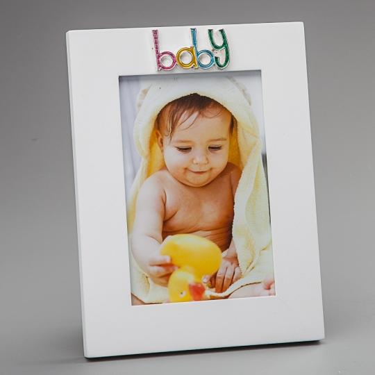 """Фоторамка """"Baby"""" (15*20 см, ф - 10*15 см) (125C)"""