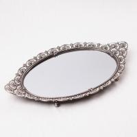 """Зеркальный поднос """"Алмазные осколки"""" (37*23 см)"""