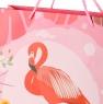 """Пакет подарочный, серия """"Фламинго"""" (38*20*38) (216JH)"""