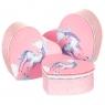 """Набор коробок """"Изящний единорог"""" (pink) (0656JA)"""