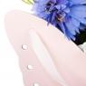 """Коробка для цветов """"Бабочка"""" розовая (0589J)"""