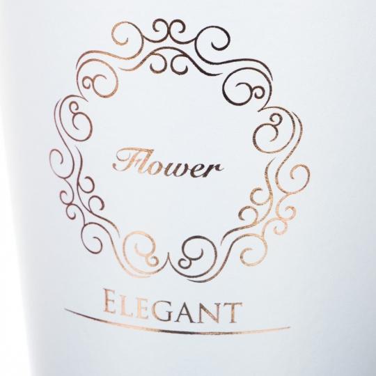"""Коробка для цветов """"Elegant"""" (0595J)"""