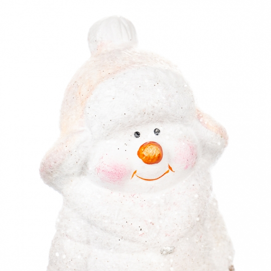 """Фигурка  """"Отдых снеговика"""""""