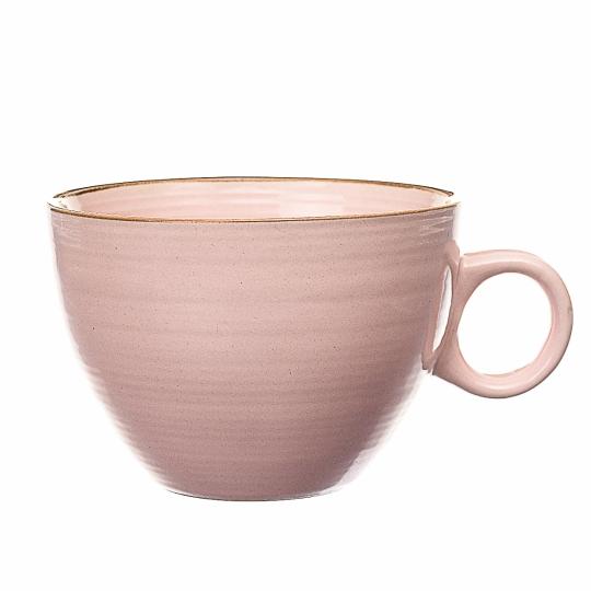Набор из 4 чашек. Розовый (001ALP/pink)