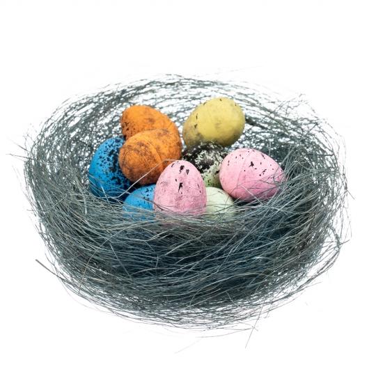 Декоративное гнездо *рандомный выбор дизайна (8121-002)