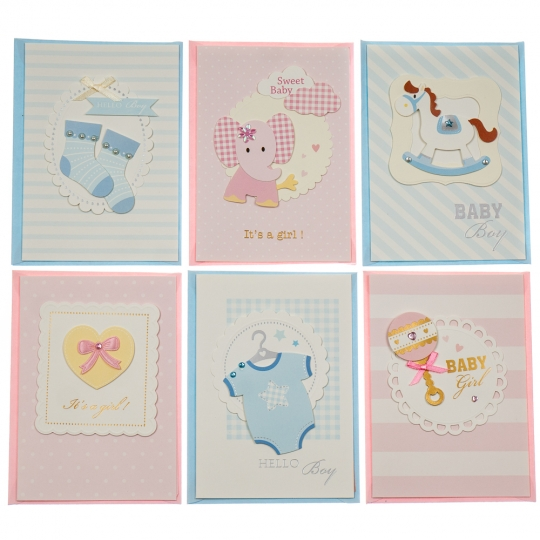 "Серия открыток ""Baby"" (8128-011)"