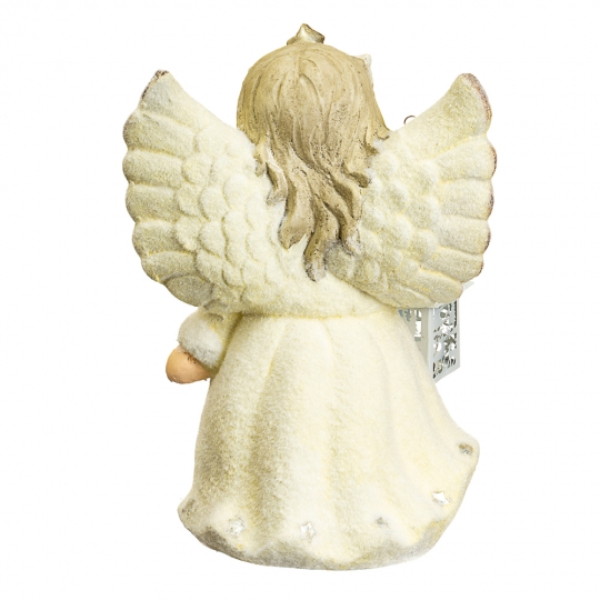 """Статуэтка """"Ангел с фонариком"""" (большой размер) (001NQ)"""