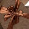 """Набор коробок """"Мгновение"""" 5 шт, коричневый (8300-061)"""