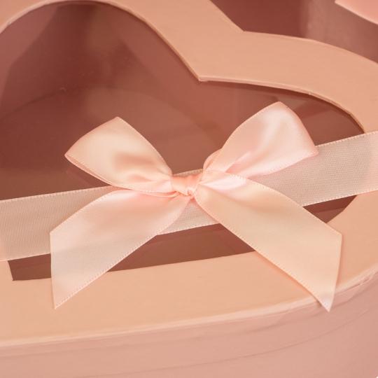 """Набор коробок """"Признание"""" 3 шт, розовый (8300-020)"""