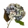 """Цветок искусственный """"Гортензия синяя"""" (8100-030)"""