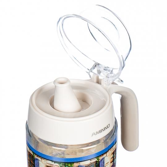 Бутылка с дозатором (300мл) (0109J)