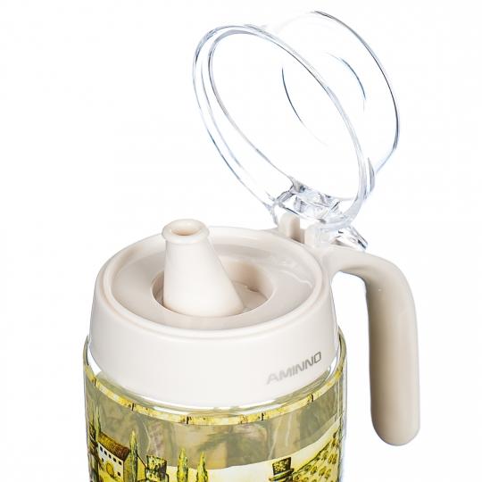 Бутылка с дозатором (300мл) (0110J)