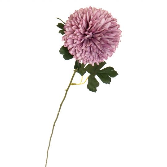 """Цветок """"Хризантема фиолетовая"""" (2002-003/DARKVIOLET)"""