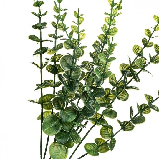Ветвь эвкалипта оливково-желтая искусственная (8408-029)
