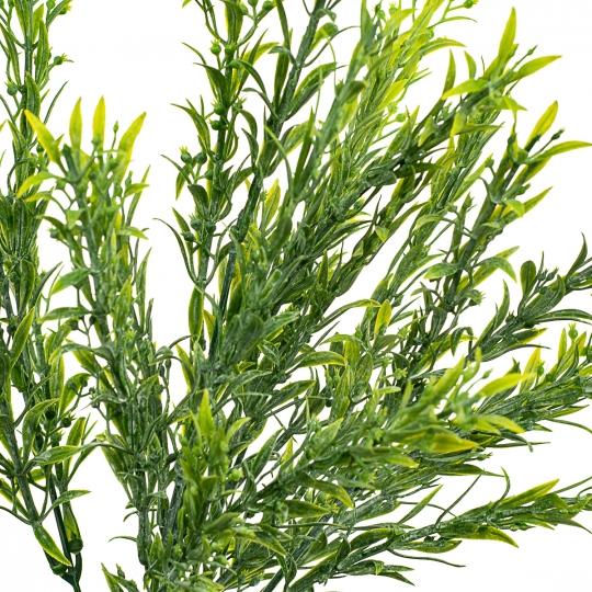Ветвь розмарина зеленая искусственная (8408-045)
