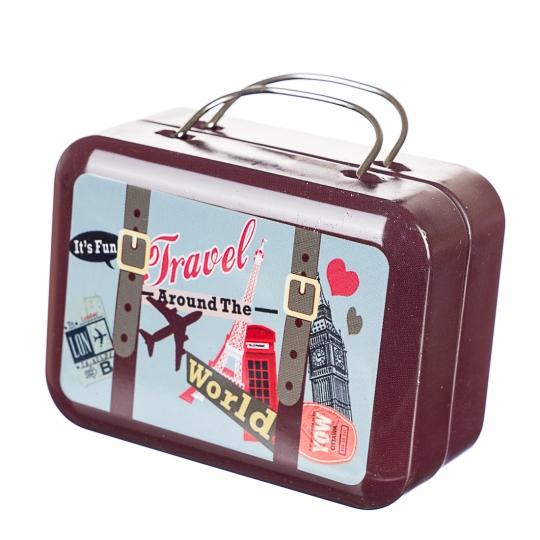 """Коробка """"Bon Voyage"""" *рандомный выбор дизайна (0264JA)"""