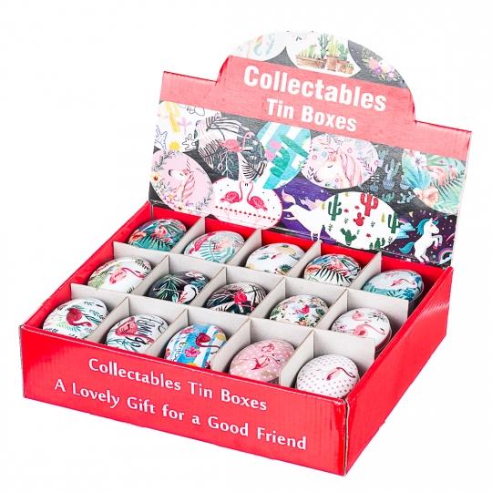 """Коробка, серия """"Утонченный фламинго"""" *рандомный выбор дизайна (0276JA)"""