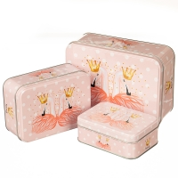 """Набор коробок """"Величественный фламинго"""""""