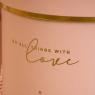 """Набор коробок для цветов 3 шт. """"Изысканность"""" нежно-розовые (5003-035)"""
