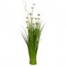 """Букет """"Белые цветы в осоке"""" (8120-001)"""