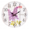 """Часы """"Сладкие ноты"""" (34см) (004AL)"""