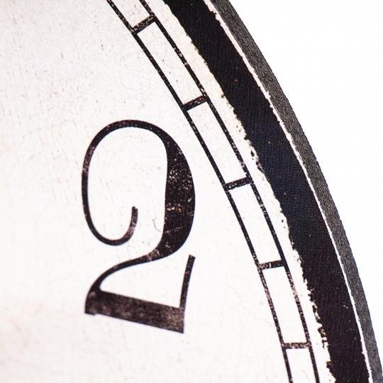 """Часы """"Счастье в Париже"""" (29см) (007AL)"""