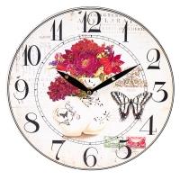 "Часы ""Летние краски"" (29см)"