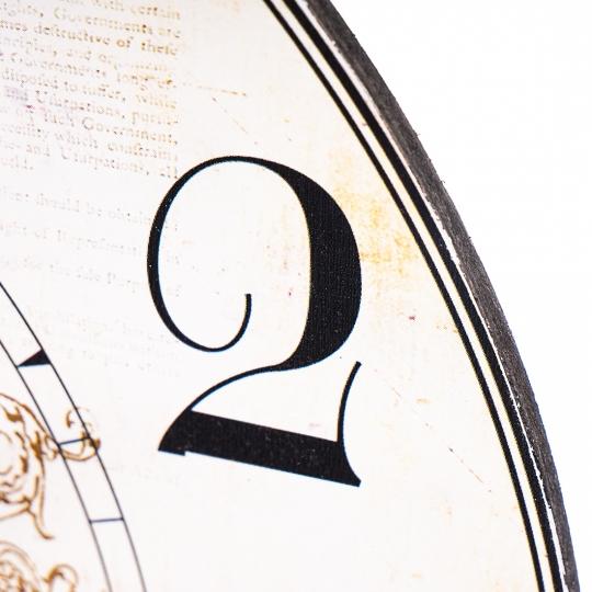 """Часы """"Летние краски"""" (29см) (008AL)"""