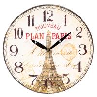 "Часы ""Эйфелева башня"" (29см)"