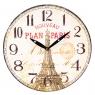 """Часы """"Эйфелева башня"""" (29см) (010AL)"""