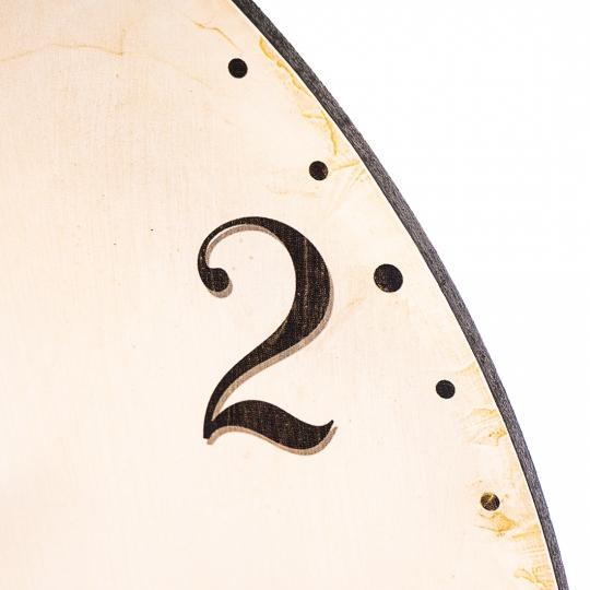 """Часы """"Наслаждение"""" (34см) (012AL)"""