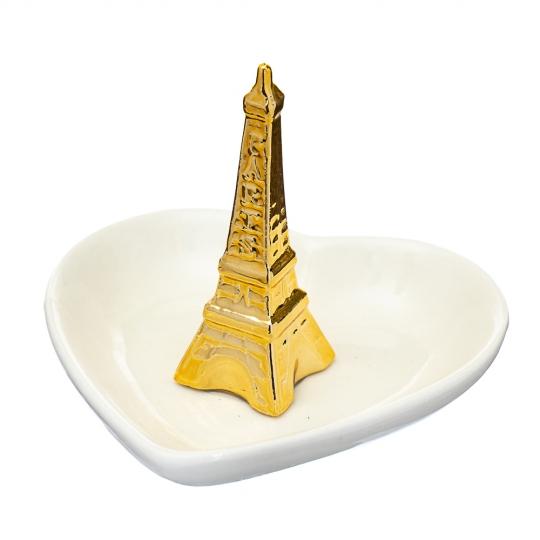 """Блюдце для украшенний """"Эйфелевая башня"""" (018NG)"""