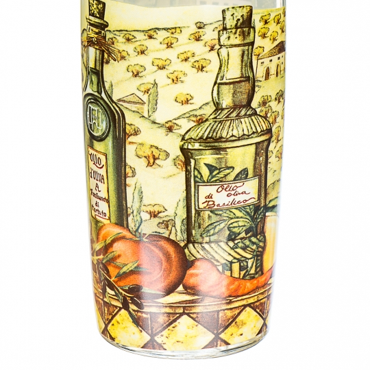 Бутылка с дозатором (550мл) (0102J)