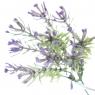 Искуственный цветок 21см