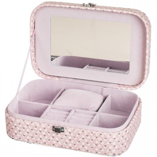 "Шкатулка ""Parfums"" (22*14.5*7 см.)"