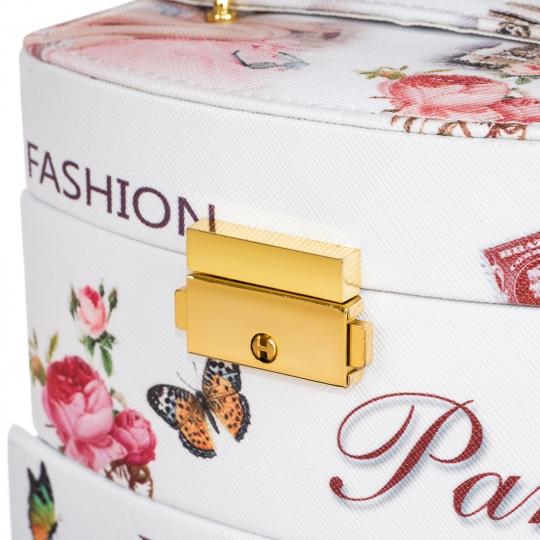"Шкатулка ""Paris Fashion"" (15*13*12 см.)"