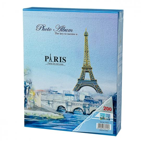 """Фотоальбом""""Любовь в Париже"""". Рандомный выбор дизайна. (8423-016)"""