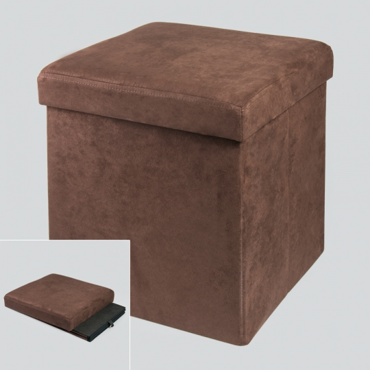 Пуфик (38*38*38 см) (005PF/BR)