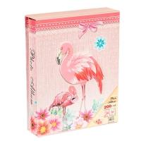 """Фотоальбом """"Фламинго 2"""", 200 фото 10*15"""