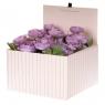 Коробка для цветов (0069J/cream)